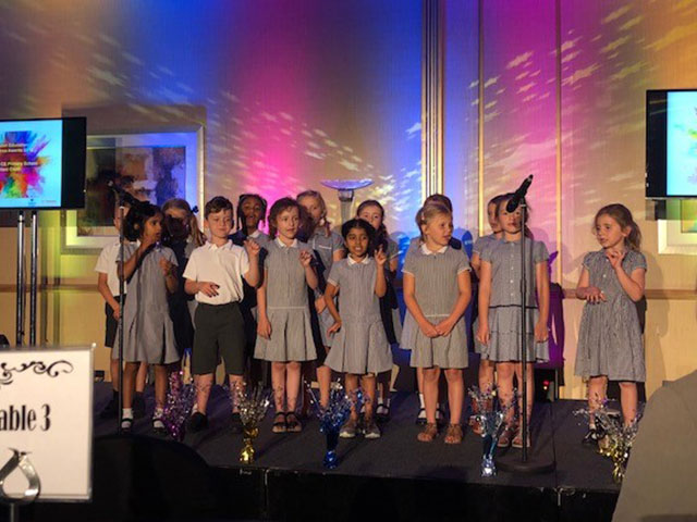 St Francis C of E Primary School Choir